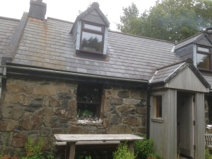 The cottage now!