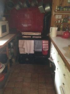 Old school cooking facilities