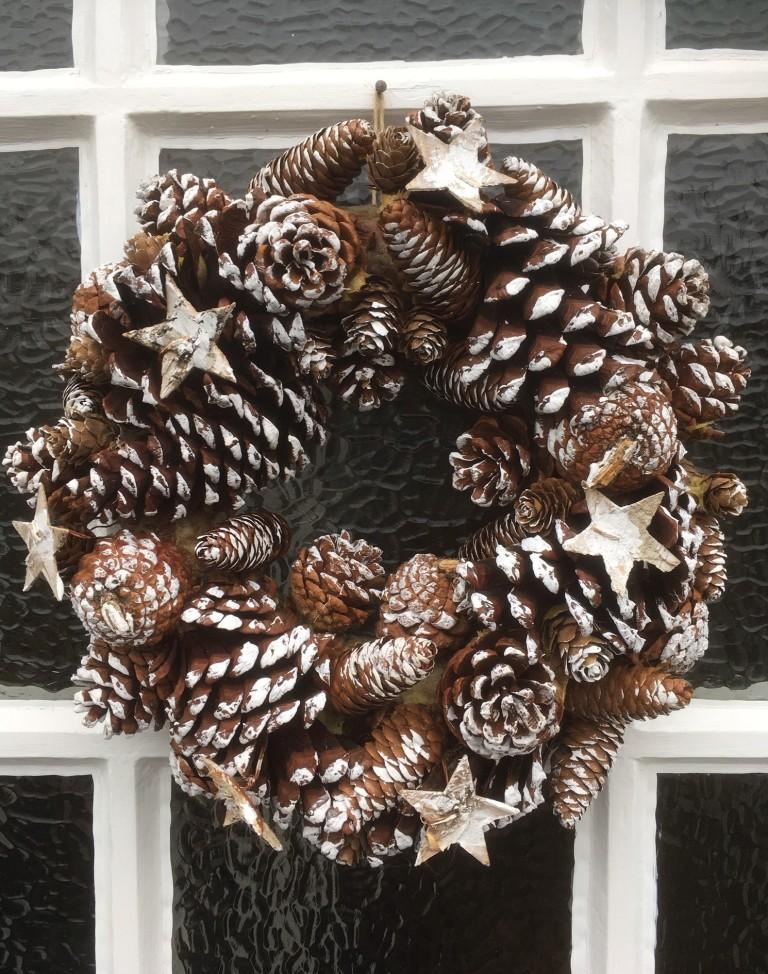 min wreath